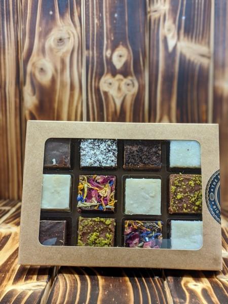 Big-B Brownie Pralinés 12er Box
