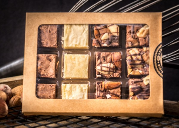 Big-B Brownie Pralinés 12er Box