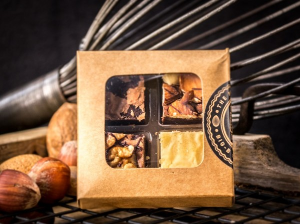 Big-B Brownie Pralinés 4er Box