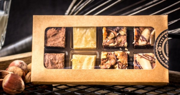 Big-B Brownie Pralinés 8er Box