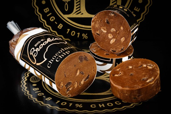 Brookie-Rolle Chocolate Chip