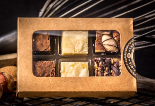 Big-B Brownie Pralinés 6er Box