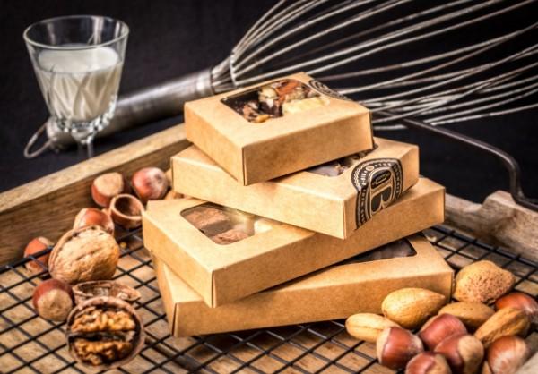 Big-B Brownie Pralinés Box Set